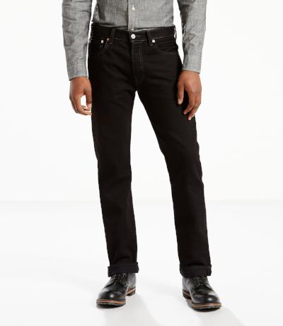 Levis 505 jeans black-buy levis jeans on line from destination store - Destination Store