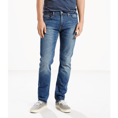 Levi's 511 slim fit light denim - Destination Store