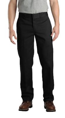 WP873 slim straight work pants.