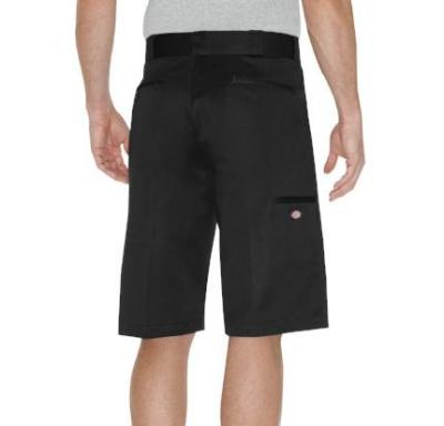 "13"" Dickies short relax fit black"