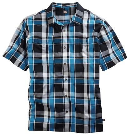 dickies plaid shirt