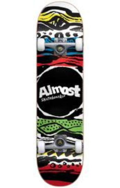 Almost complete skateboard