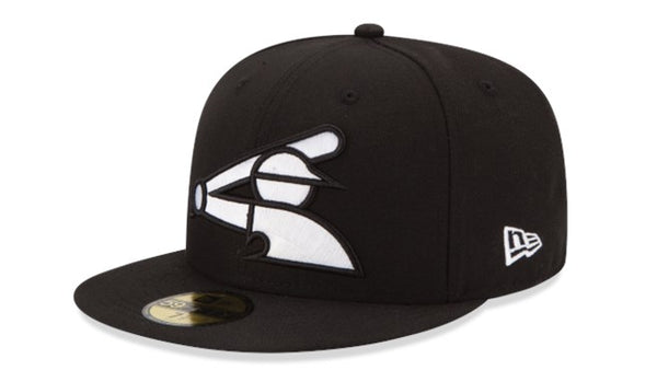 New era Chicago White Sox 5950 black hat - Destination Store