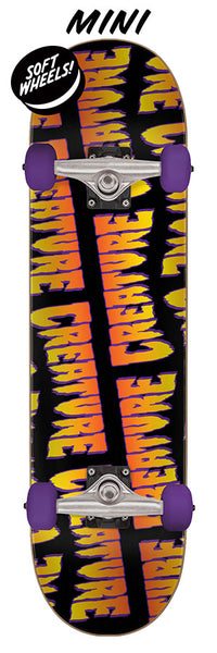 Scream Creature (Santa Cruze)  complete skateboard. - Destination Store