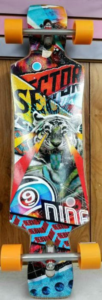 Drop dwon complete Long board from Sector9 - Destination Store