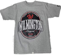 Wilmington-seal short sleeve T shirt by Bow down