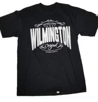Wilmington-stamp short sleeve T shirt by Bow down - Destination Store