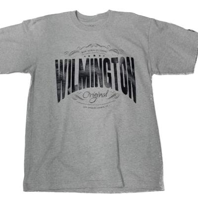 Wilmington-stamp short sleeve T shirt by Bow down