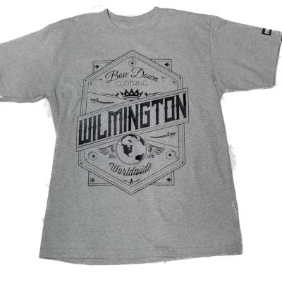Wilmington-crown short sleeve T shirt by Bow down