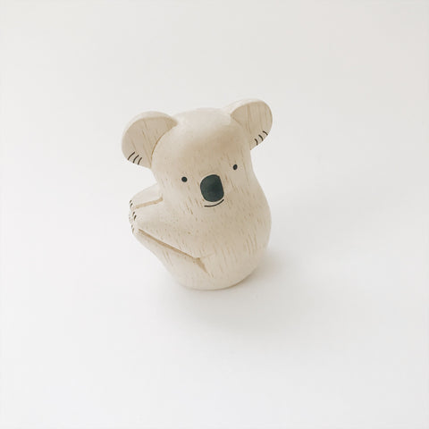 Wooden Animals - Koala Bear - Andnest.com