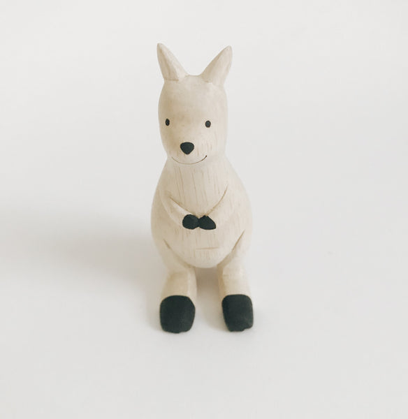Wooden Animals - Kangaroo - Andnest.com
