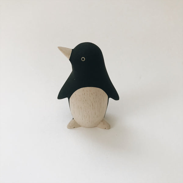 Wooden Animals - Penguin - Andnest.com