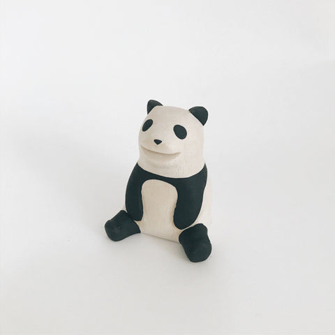 Wooden Animals - Panda - Andnest.com