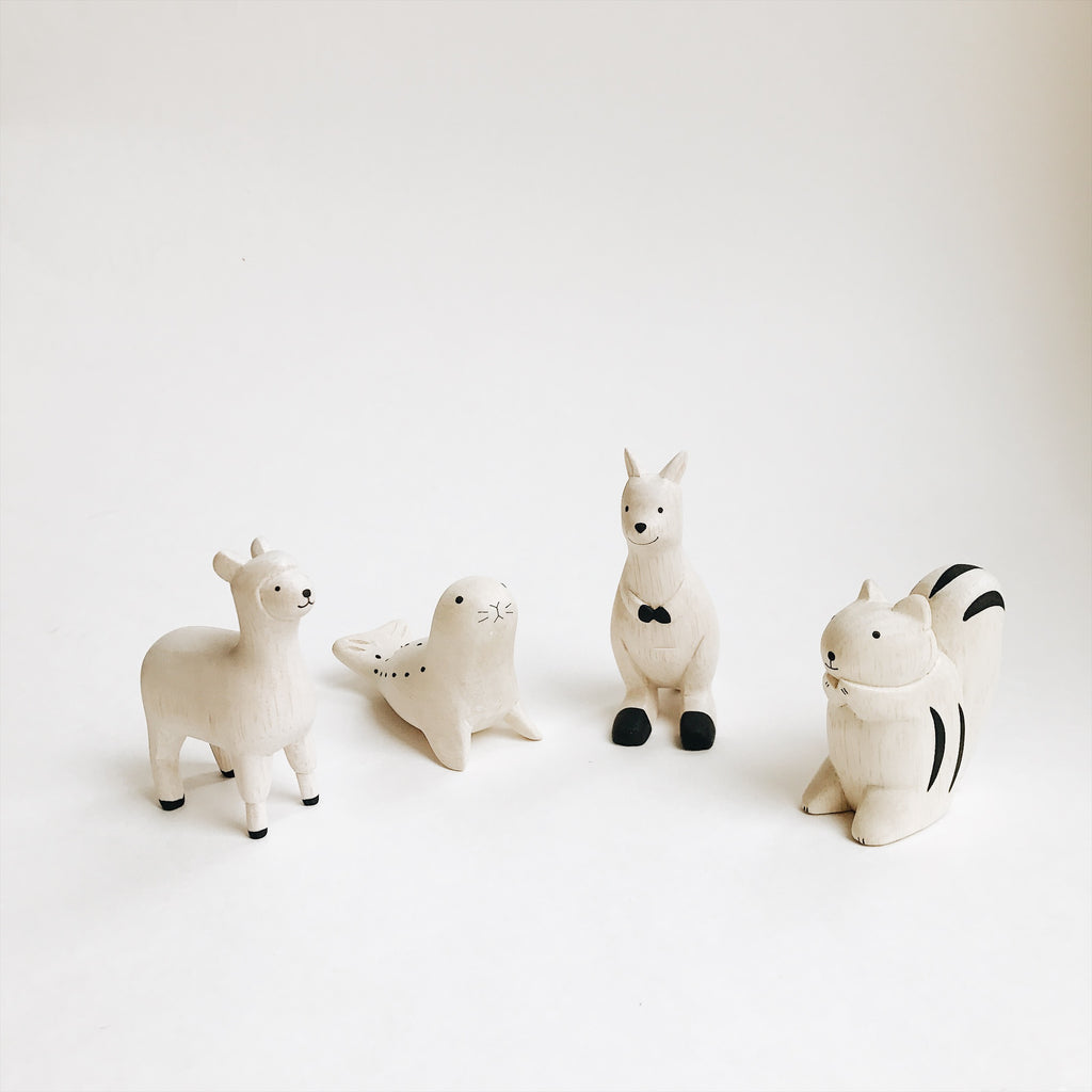 Wooden Animals - Bambi - Andnest.com