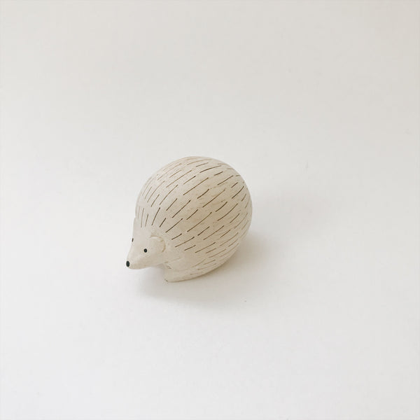 Wooden Animals - Hedgehog - Andnest.com