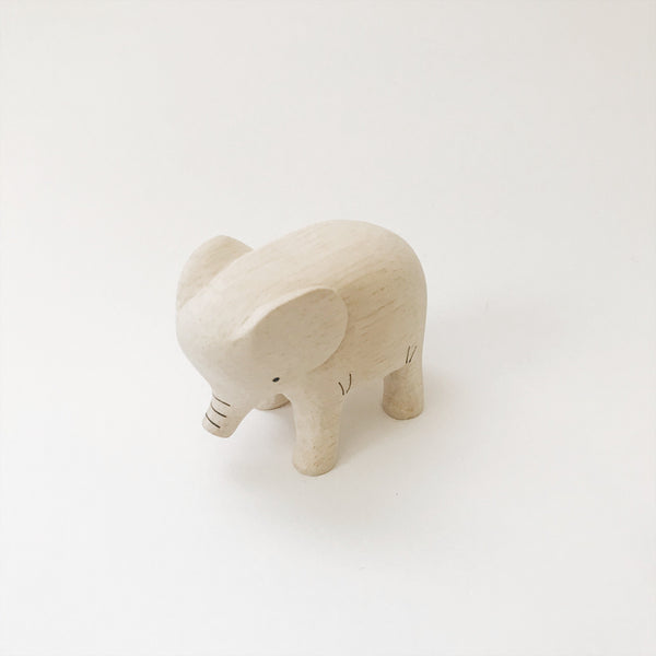 Wooden Animals - Elephant - Andnest.com