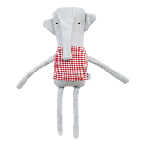 Elephant Plush Friend - Andnest.com