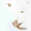 Hanging Butterfly Set of 3 - Andnest.com