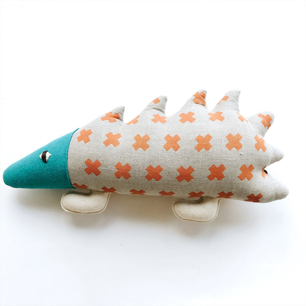Burel Collection Hedgehog Pillow A - Andnest.com