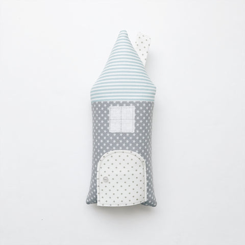 Tooth Fairy Cottage Pillow - Andnest