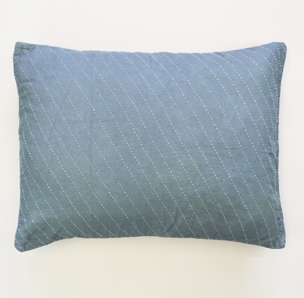 Angle Stich Sham Pillow Cover - Andnest.com