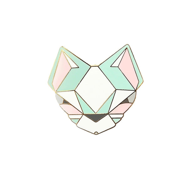 Pastel Cat Brooch - Andnest