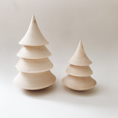Wooden Musical Wobble Tree - Small or Large - Andnest.com