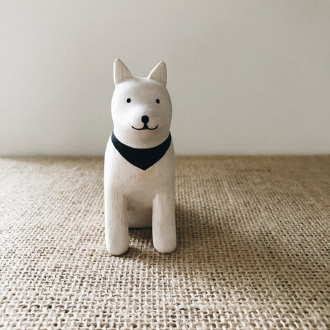 Wooden Animals - Dog - Andnest.com