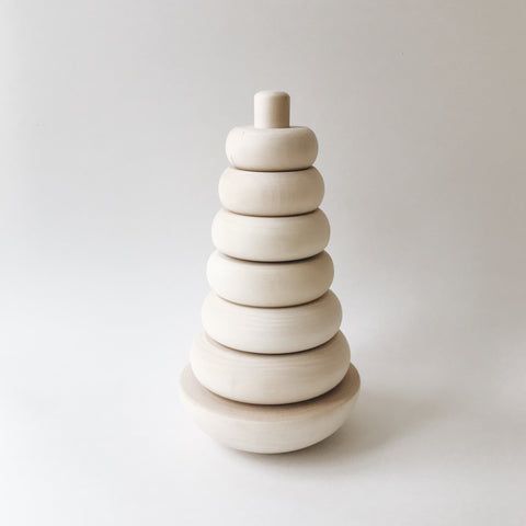 Wooden Stackable Toy - Andnest.com