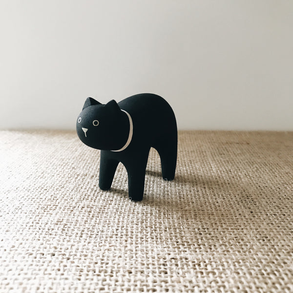 Wooden Animals - Cat - Andnest.com