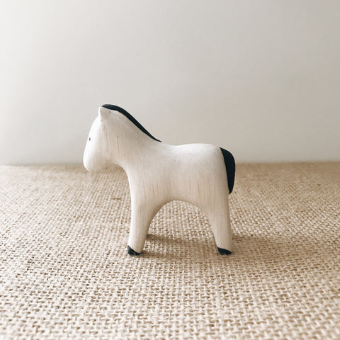 Wooden Animals - Horse