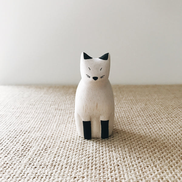 Wooden Animals - Fox - Andnest.com