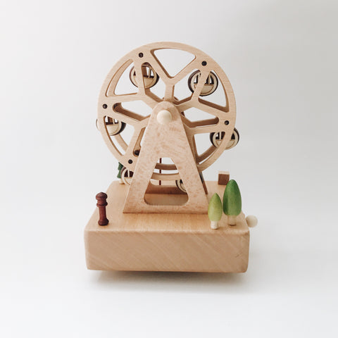 Ferris Wheel Music Box - Andnest.com