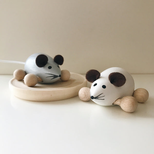 A Wooden Mouse - Andnest.com