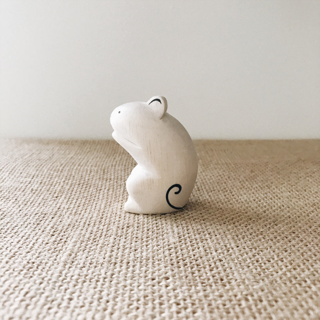 Wooden Animals - Mouse - Andnest.com