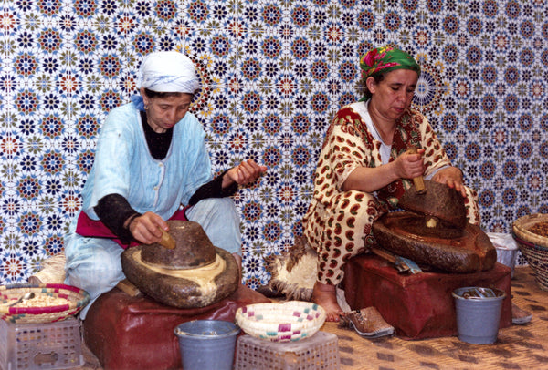"Argan Oil - "" The Magic Nut "" Of Morrocco"