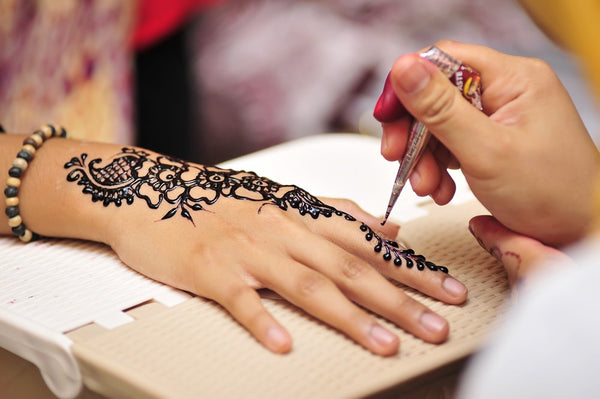 How to make Henna Cones at Home - Step by Step Process