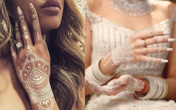 What is White Henna? Is it a clear alternative for Pure Henna?