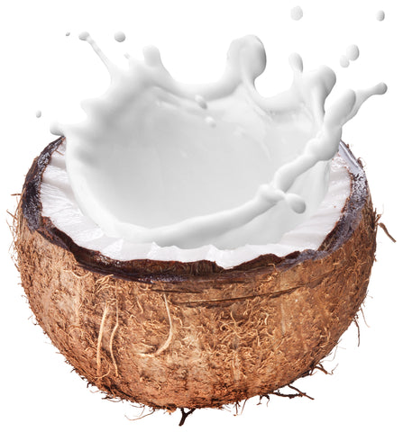 Coconut Milk Massage