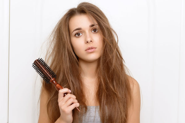 Effects of sulfate on Hair