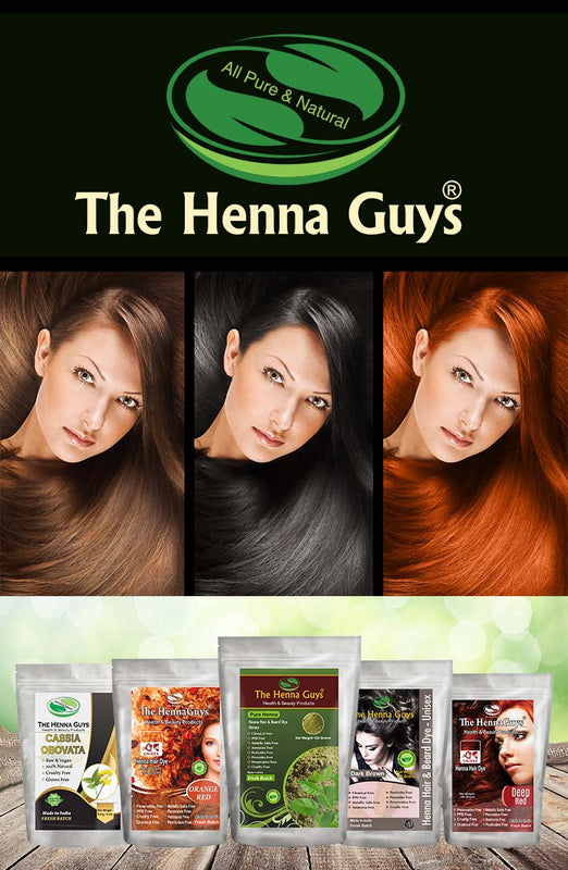 100 Pure And Natural Henna Indigo Shampoos And Skin Care The