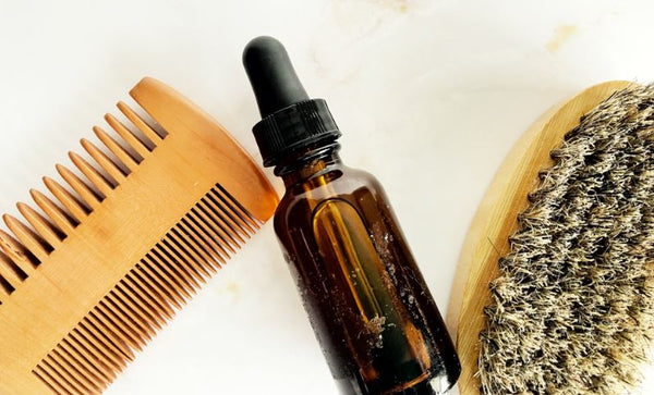 how much beard oil to use
