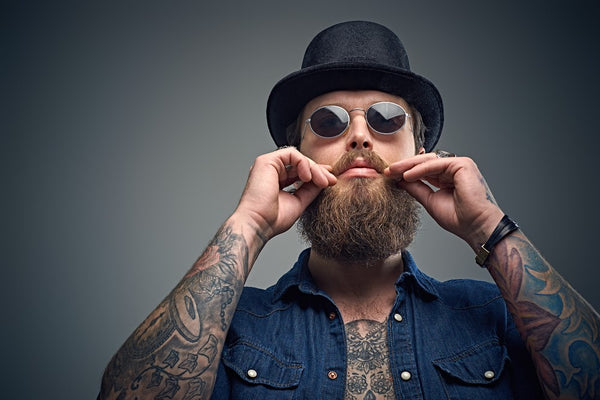 how to choose the best beard dye