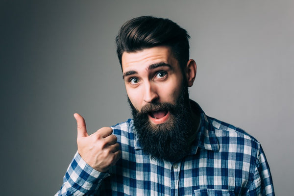 how to find the perfect beard dye
