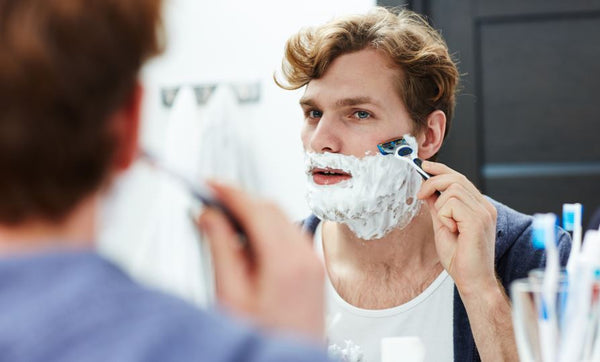 how to find the best natural shaving products