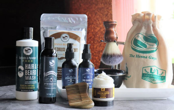 why choose natural shaving products