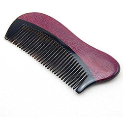 Sandalwood Burgundy Comb The Henna Guys