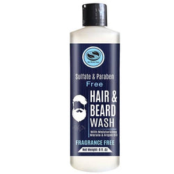 Fragrance Free Beard Wash