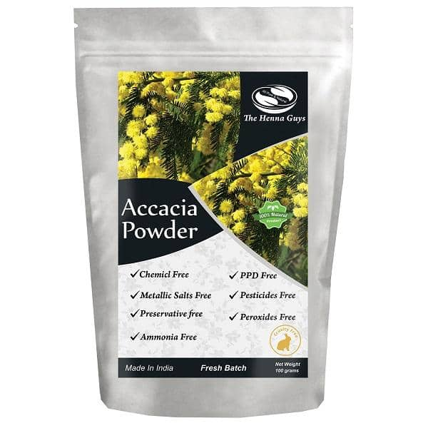 Herbal Accacia Powder