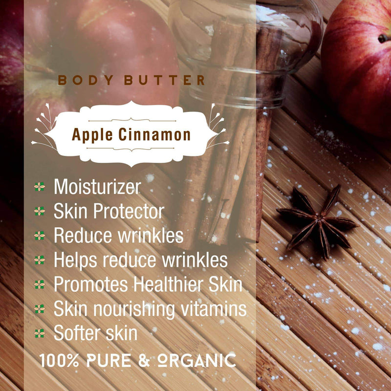 Whipped Body Butter - Apple Cinnamon slide 4